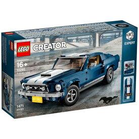 レゴ (LEGO) クリエイター エキスパート フォード・マスタング 10265