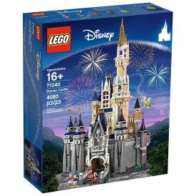 レゴ (LEGO) ディズニー キャッスル (シンデレラ城) 71040