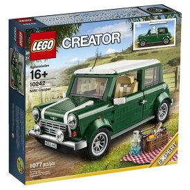 レゴ (LEGO) クリエイター エキスパート ミニクーパー 10242