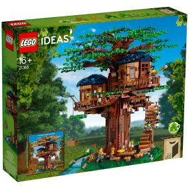 レゴ (LEGO) アイデア ツリーハウス 21318