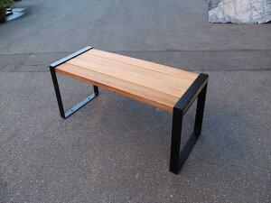 アイアンサイドベンチ 34264【送料無料】(ガーデンベンチ、ガーデンチェア、椅子、イス)
