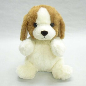 スターチャイルド ぬいぐるみ パフィー イヌ 17cm ブラウン【送料無料】(イヌ、いぬ、犬、ドッグ、人形、玩具、おもちゃ、ぬいぐるみ、キャラクターグッズ、プレゼントに最適)