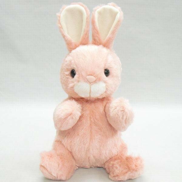 スターチャイルド ぬいぐるみ パフィー ウサギ 22cm ピンク【送料