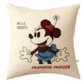 オリムパス 6033 ししゅうキット クッション ディズニー ミニーマウス(クッション、座布団、チェアー・椅子備品、インテリア雑貨)