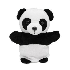 ネイチャーキッズ ハンドパペット パンダ ぬいぐるみ【送料無料】(人形、玩具、おもちゃ、ぬいぐるみ、キャラクターグッズ、プレゼントに最適)
