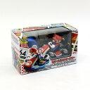 『リモートコントロールカー マリオカート』<マリオ> 【送料無料】(おもちゃ、玩具、キャラクターグッズ)