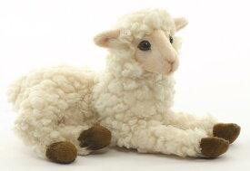 HANSA 白子ヒツジ 4773 【送料無料】(ひつじ、ヒツジ、羊、人形、置物、オブジェ、ぬいぐるみ、キャラクターグッズ)SP-4773