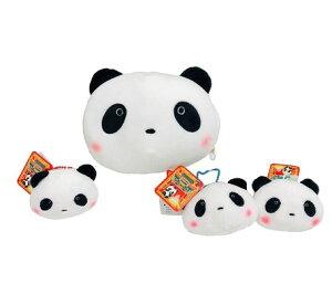 パンダまん マスコット  Sサイズ(O2018109)1個販売 【送料無料】(パンダ、ぱんだ、人形、玩具、おもちゃ、ぬいぐるみ、キャラクターグッズ、プレゼントに最適)