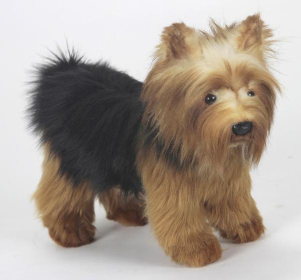 HANSA ヨークシャーテリア 5900【送料無料】(イヌ、いぬ、犬、ドッグ、人形、置物、オブジェ、ぬいぐるみ、キャラクターグッズ) SP170501