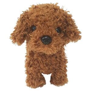 ウォーキングスイートパピー トイプードル(49048)【送料無料】(イヌ、いぬ、犬、ドッグ、人形、玩具、おもちゃ、ぬいぐるみ、キャラクターグッズ、プレゼントに最適)