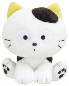 ≪吉徳のぬいぐるみ正規品≫うちのタマ知りませんか?タマ&フレンズ たま ぬいぐるみ 182243(猫、ねこ、ネコ、人形、玩具、おもちゃ、ぬいぐるみ、キャラクターグッズ、プレゼントに