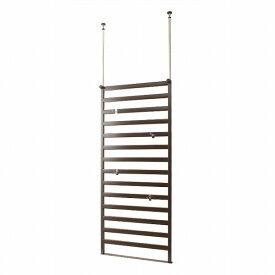 家具に設置できるパーテーション60cm幅 棚なし 【壁面収納】 nj-0035【送料無料】(スクリーン、衝立、パーティション、間仕切り)