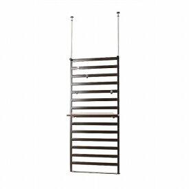 家具に設置できるパーテーション60cm幅 棚付き 【壁面収納】 nj-0039【送料無料】(スクリーン、衝立、パーティション、間仕切り)