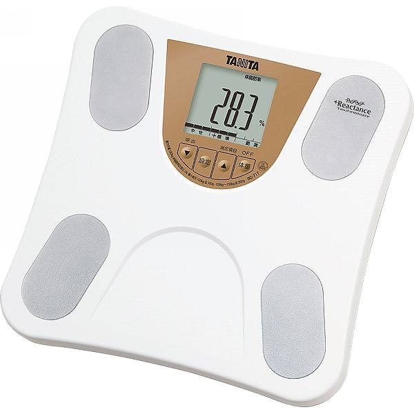 タニタ 体組成計 BC717WH 【送料無料】(メタボ対策、生活習慣病対策、体脂肪計、内臓脂肪計、体重体組成計、健康管理、体重計)