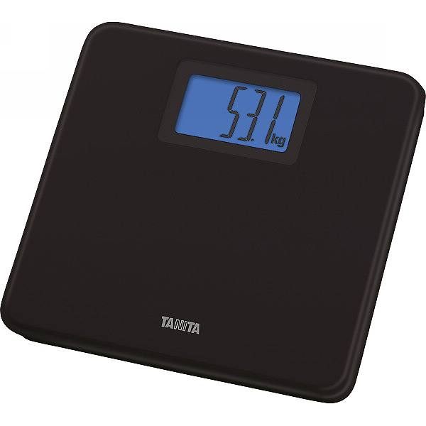 タニタ デジタルヘルスメーター ブラック HD662BK 【送料無料】(メタボ対策、生活習慣病対策、体脂肪計、内臓脂肪計、体重体組成計、健康管理、体重計)