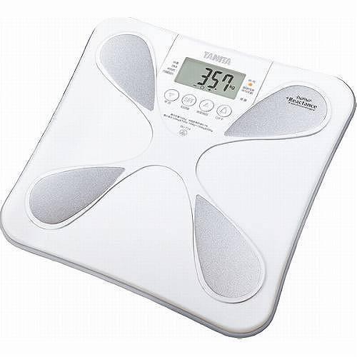 タニタ 体組成計 ホワイト BC714WH 【送料無料】(メタボ対策、生活習慣病対策、体脂肪計、内臓脂肪計、体重体組成計、健康管理、体重計)