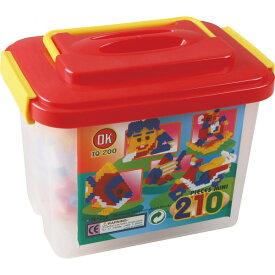 フレンドリーブロック BOX8631/【送料無料】(おもちゃ、知育玩具、ブロック、積木)