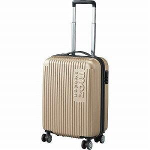 モズ キャリーケース ゴールド MOZ0020GD 【送料無料】 (キャリーケース、旅行バッグ、カバン、かばん、鞄)
