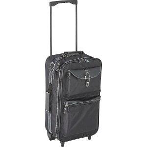 アン・アン キャリーバッグブラック/ATC500‐2K BK【送料無料】 (キャリーカート、キャリーバッグ、スーツケース、カバン、かばん、鞄、バッグ)