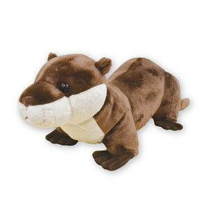 Zoo Creatures BIGぬいぐるみ カワウソ (10814) 【送料無料】(かわうそ、人形、玩具、おもちゃ、ぬいぐるみ、キャラクターグッズ)super-palm-9133887-spot