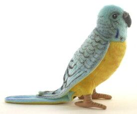 HANSA ブルーセキセイインコ 4653 【送料無料】(人形、置物、オブジェ、ぬいぐるみ、キャラクターグッズ)