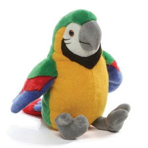【GUND】Tweetums パロット (12035) 【送料無料】(人形、玩具、おもちゃ、ぬいぐるみ、キャラクターグッズ、プレゼントに最適)
