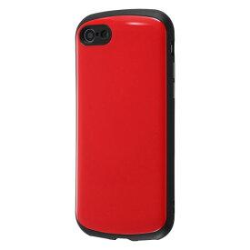 iPhone SE 第2世代 SE2 iPhone 8 7 ケース ハードケース 耐衝撃 ProCa レッド