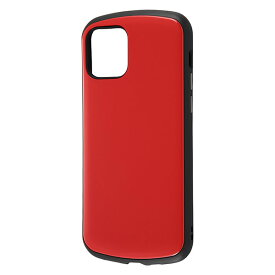 iPhone12 iPhone12Pro ケース ハードケース 耐衝撃 ProCa レッド カバー アイホン スマホケース