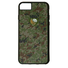 【楽天スーパーSALE】 iPhone 8Plus / 7Plus / 6sPlus / 6Plus ケース ハードケース CuVery くっつくケース 保護 カバー 迷彩 陸上自衛隊 第一空挺団