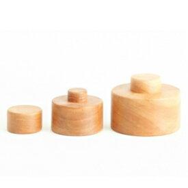 【送料無料】木村木品製作所 わらはんど きづき「ひとつずつおく」(丸)WK012-01 メーカー直送