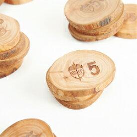 【送料無料】木村木品製作所 わらはんど 森のごっこコインWT002-01 メーカー直送