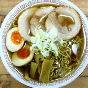 【送料込み】三浦商店 釣りキチ三平ラーメン4食入 比内地鶏しょう油味 産地直送