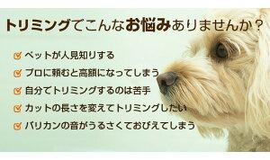 PatekerⓇ充電式コードレス犬用グルーミングバリカンペットの全身の毛をプロの仕上がりに調整可能なコームガイドで小型犬、中型犬、大型犬/猫/その他の動物に幅広く対応ペットグルーミングセット