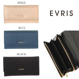 SALE40%OFF EVRIS エヴリス メタリックグリットパターンウォレット 371721002101