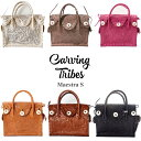 GRACE CONTINENTAL グレースコンチネンタル Carving Tribes Maestra S バッグ 46082012(ポイント10倍 17日2...