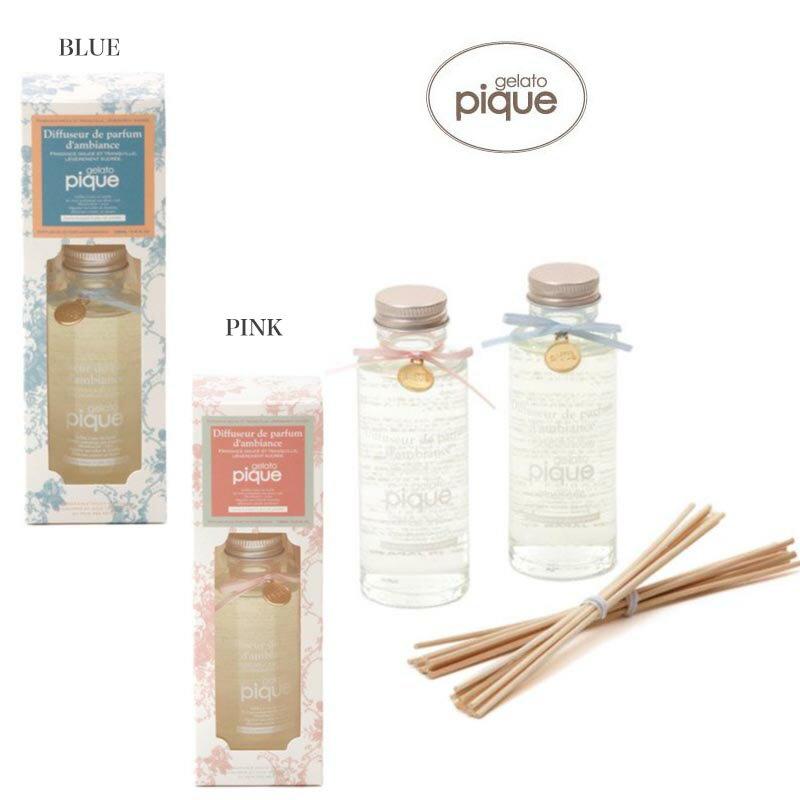 (ポイント10倍)gelato pique ジェラートピケ フレグランスディフューザー pwlf139014