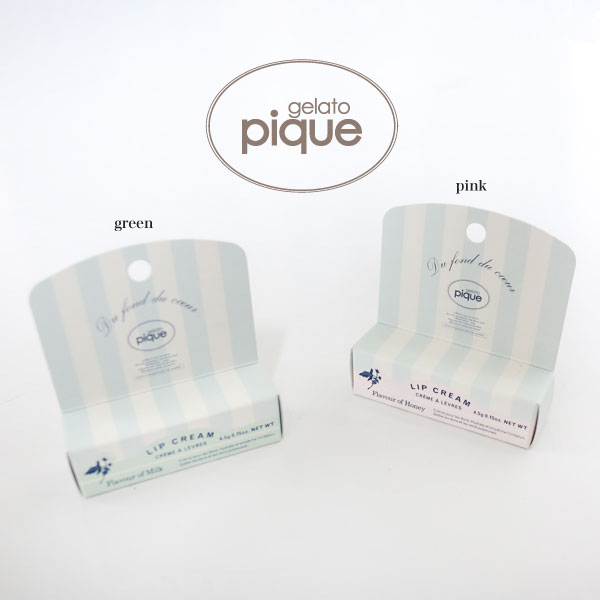 (ポイント10倍)gelato pique ジェラートピケ [COSME MARCHE]リップクリーム pwlc149020