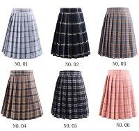大きいサイズありプリーツスカートミニフレアー入学式卒業式チェック柄スカート女子高生スカート/スーツプリーツスカート制服スカート小学校学生服無地ミニスカコスチューム女子高生制服スカートセーラーコスプレS/M/L/XL/2XL/3XL/4XL/5XL