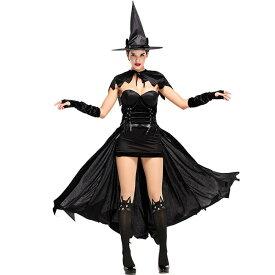 ハロウイン コスプレ 衣装 仮装 大人用 ハロウィン衣装 女性 悪魔 魔女 小悪魔 衣装 デビル セクシー 魔女 Halloween ハロウィンコスチューム・コスプレ仮装衣装 ハロウイン コスプレ コスチューム 衣装 ハロウィーン イベント・悪魔 小悪魔 魔女 魔法使い 悪魔