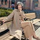 チェスターコート超ロングコートレディースアウターラシャコートポケット付きボタン付き無地ジャケットコートアウターロング丈ストレートアウターファッション膝下ファッション通勤フォーマルキレイめ秋冬20代30代40代50代