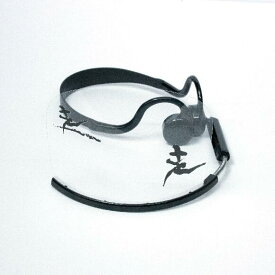 漢字交換フィルム「走」・ヘッドセットマスク用 ハイタイプ(鼻まで覆うサイズ)(マスク本体は別売りです)1枚入りパッケージ
