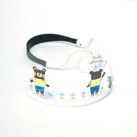 交換フィルム「クマ13」ヘッドセットマスク用 ハイタイプ(鼻まで覆うサイズ)(マスク本体は別売りです)1枚入りパッケージ