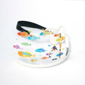 交換フィルム「ペンギン14」ヘッドセットマスク用 ハイタイプ(鼻まで覆うサイズ)(マスク本体は別売りです)1枚入りパッケージ