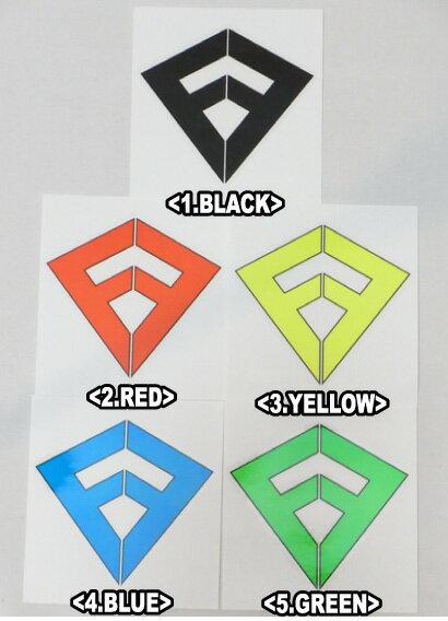 FREAK,フリーク/ステッカー/ICONロゴ/9×10cm/5カラーからお選びください 【あす楽 対応】