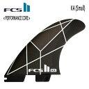 FCSII,FCS2,エフシーエスツー/ワンタッチ/トライフィン/KA(PC)/KOLOHE ANDINOシグネチャー/パフォーマンスコア/Sサイ…