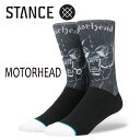 STANCE・スタンス/SOCKS・靴下・ソックス/2017年SPRING/LEGENDS OF METAL COLLECTION/THE CLASSIC CR...