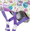 BERN, Bern/helmets / KIDS kids (for children) / all season for /NINA/SATIN WHITE FLORAL VISOR satenwhiteflorel / XS / S & S / M size