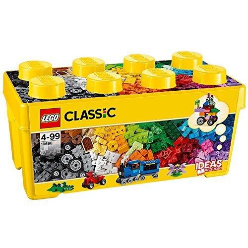 LEGO CLASSIC 黄色のアイディアボックス レゴ クラシック 知育 4歳から おもちゃ ブロック