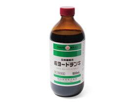 希ヨードチンキ - 500ml 1本入 昭和製薬(第3類医薬品)