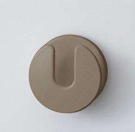 【在庫処分SALE!】basupo バスポ バスフック ブラウン / 吸盤 バスグッズ バス用品スポンジフック 三栄水栓